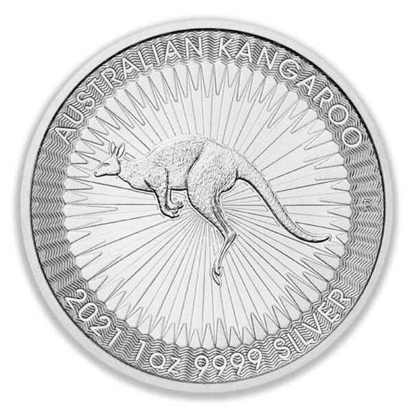 Silver Kangaroo